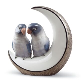 Fly Me to The Moon Birds