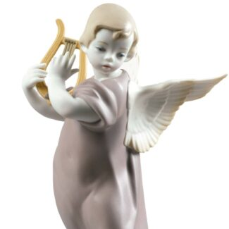 Angel with Lyre