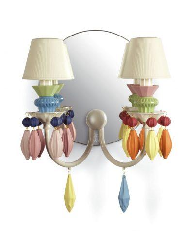 Sconce. Multicolor
